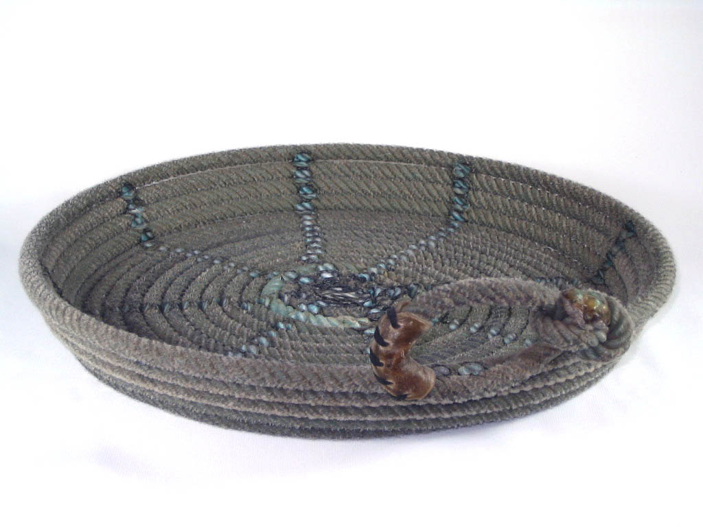 Rope Basket #001