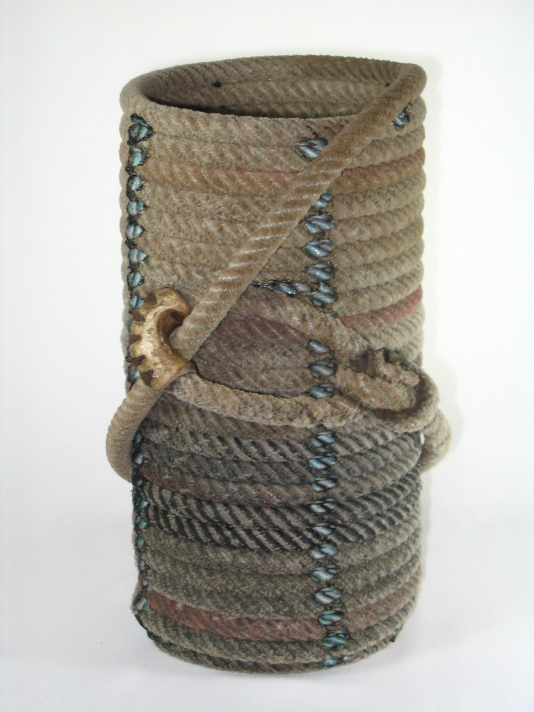 Rope Basket #003