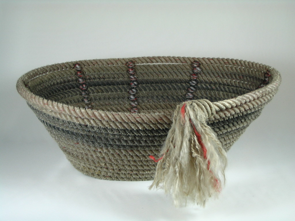 Rope Basket #004