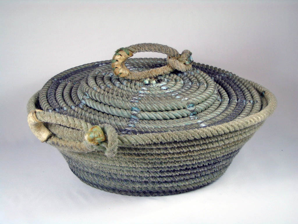 Rope Basket #005