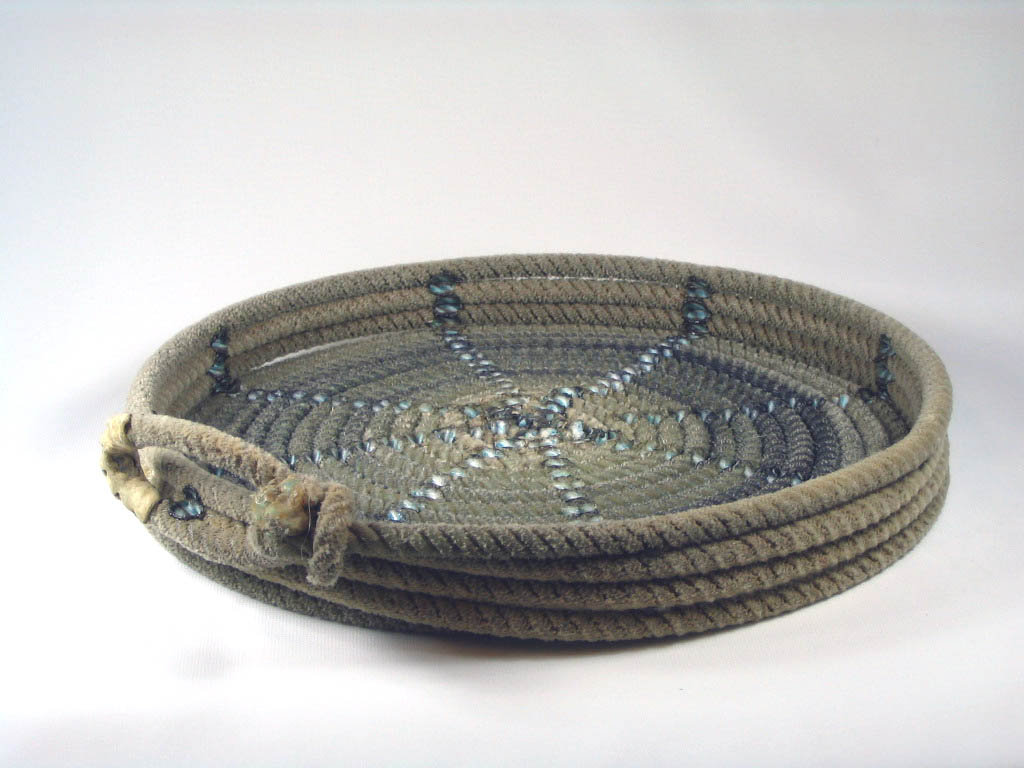 Rope Basket #006