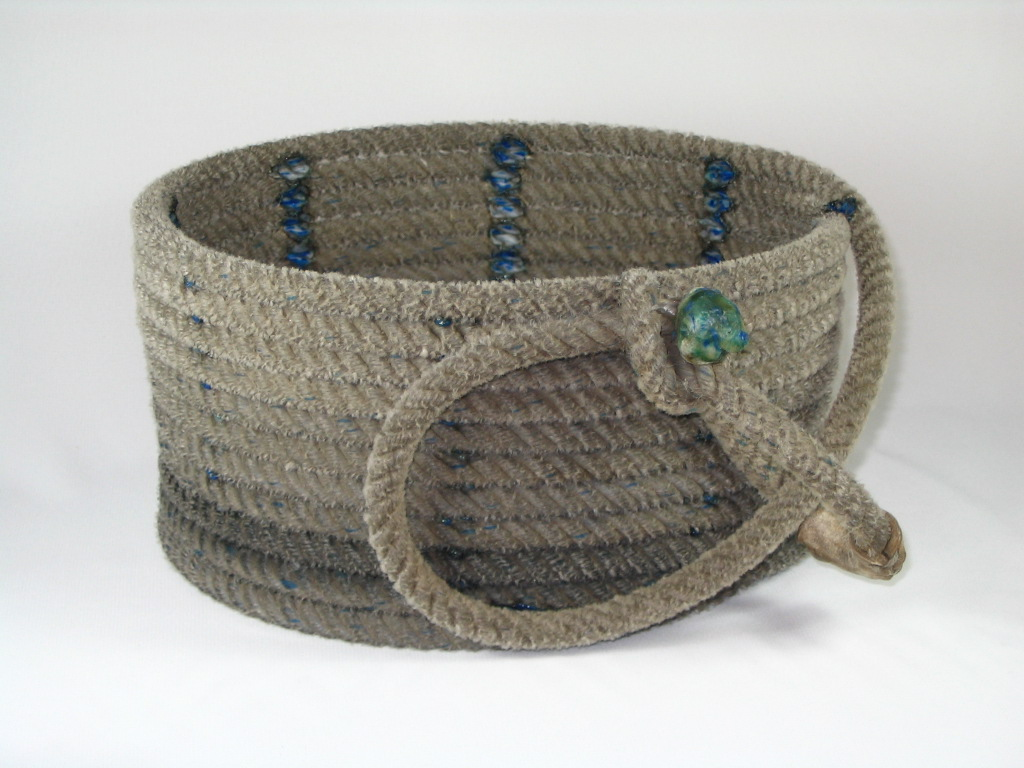 Rope Basket #007