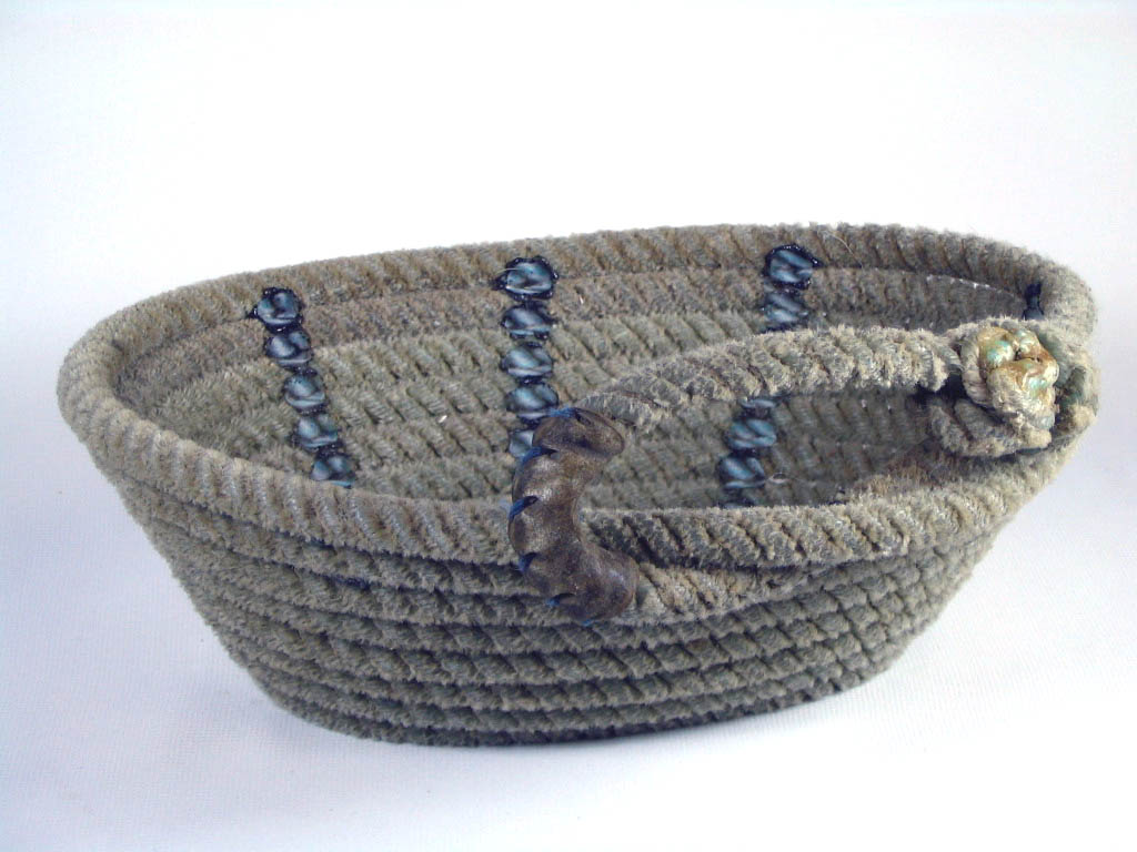 Rope Basket #011