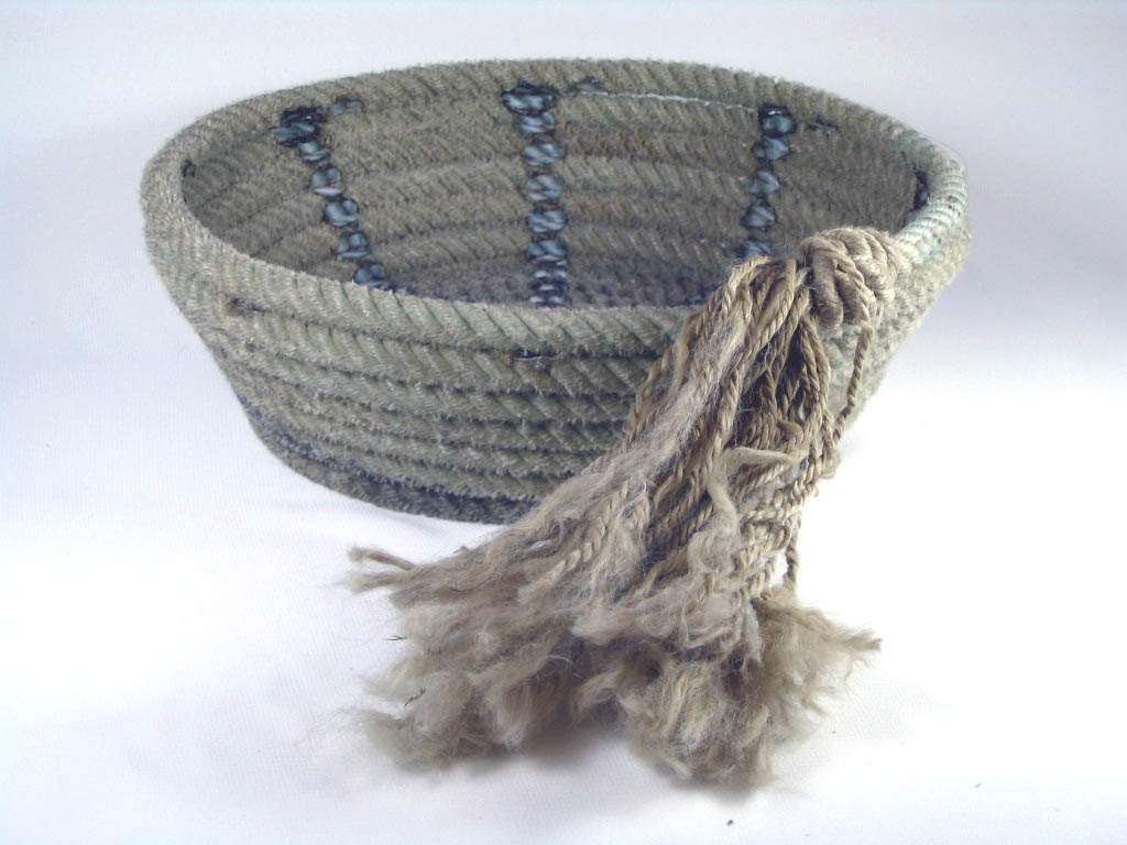 Rope Basket #015