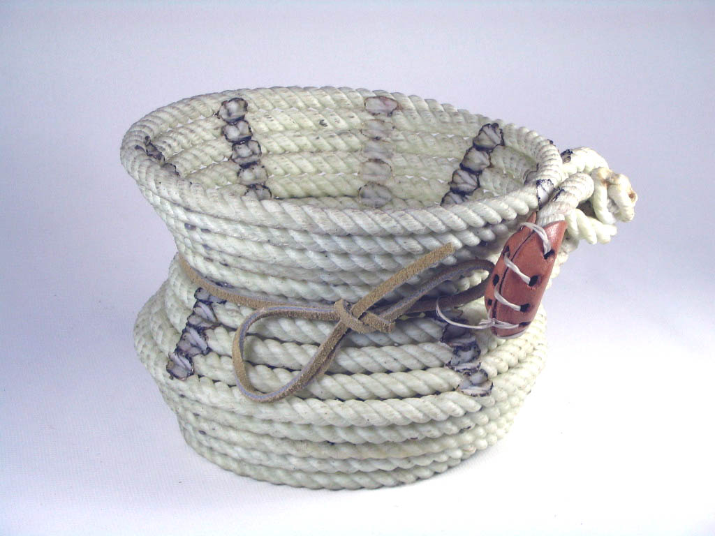Rope Basket #016
