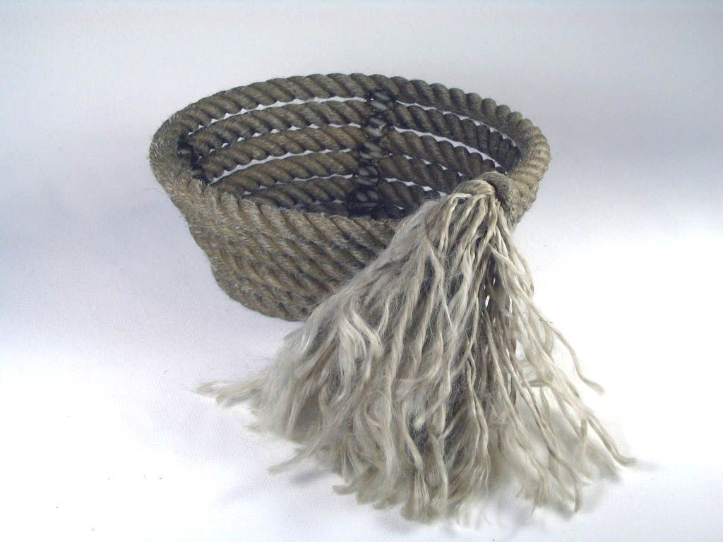 Rope Basket #017