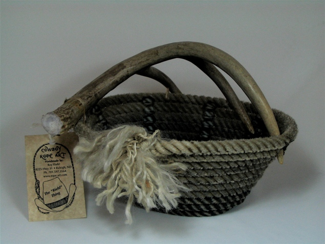 Rope Basket #018
