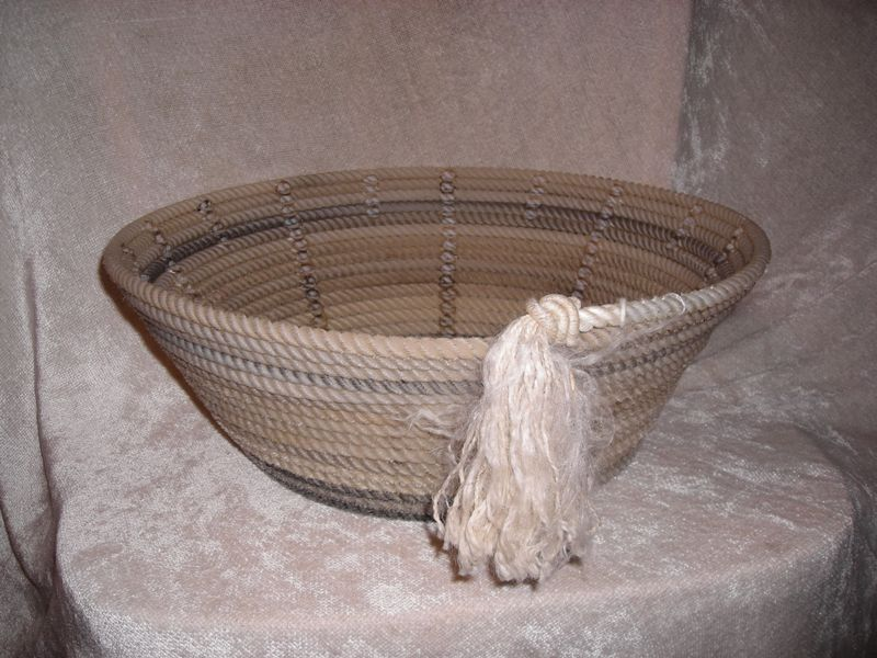 Rope Basket #020
