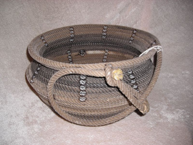 Rope Basket #024